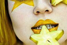 lips y frutas