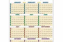 Calendar of Events planning