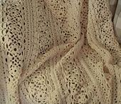 lacy blanket