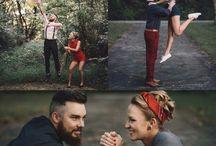 Zdjęcia zaręczynowe