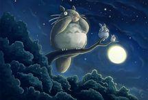 Totoro / by Mainafani
