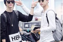Mark & Jinyoung