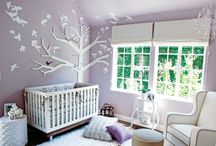 Nursery / Ideas for baby and children's rooms
