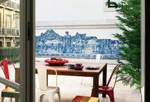 Dining rooms / Dinings rooms with vintage objects