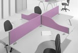 Office Screens & Office Partitions / Huge Range Of Discount Office Screens & Partitions - BT Office Furniture UK