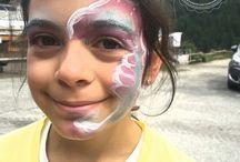 Malowanie Twarzy / Face painting