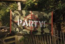 Camouflage / Leger feest