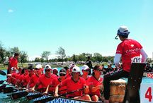 Dragon boating inspiration - Paddlesnappers (Cape Town)