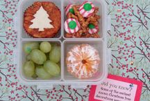 Lunchbox Love Holiday / #LBLmoms #LBLholiday / by Shannon Carino