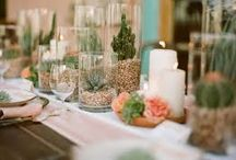 Centros mesa boda Mexico