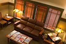 Waiting room remodel / by Alicia Fawson