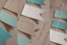 invitation card diy Calligraphy