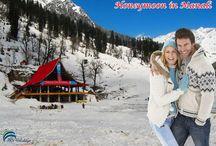 Manali Honeymoon Trip & Holidays Packages