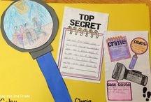 It's Elementary / Library Detective Club for 1-3rd graders