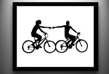 Art & bikes / by Selle_Royal