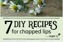 DIY BEAUTY CARE / DIY cosmetics and beauty products inspiration recipes tips