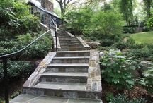 Outdoor stair inspiration / by cynthia