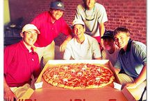 """30"""" """"biggest pizza in town""""!"""