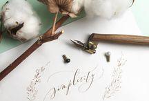 calligraphy holders
