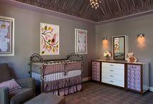 nursery decor / by Debbie Dykes