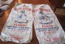 Flour Sacks / by Eric Erickson