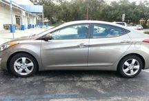 Used 2013 Hyundai Elantra for Sale ($17,800) at  Staugustine , FL / Make:  Hyundai, Model:  Elantra, Year:  2013, Exterior Color: Beige, Interior Color: Beige/Tan, Doors: Four Door, Vehicle Condition: Excellent,  Mileage:33,000 mi, Fuel: Gasoline, Engine: 4 Cylinder, Drivetrain: 2 wheel drive.   Contact: 904-540-8928  Car Id (56129)