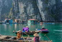 Dream destinations / One day i will go there