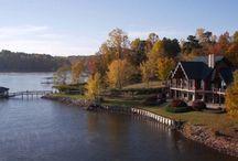 Lakefront Retreats