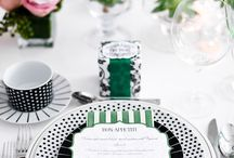 Tablesetting flower / Tablesetting flower