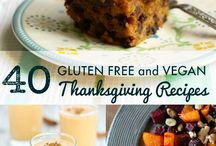 Thanksgiving recipes vegans also