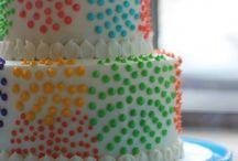 Girl birthday cakes