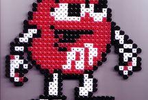 Perler Beads Logotypes