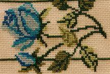 kanaviçe havlu örnekleri