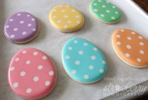 Inspiration Royal Icing Ostern