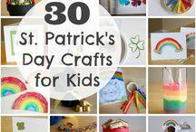 St Patricks/March activities  / by Heather Maczko
