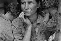 Dorothea Lange / by Sarah Vaughn