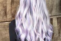 Idées de couleurs de cheveux