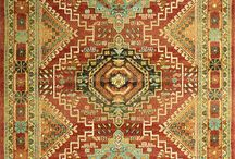 Buckingham Rug Collection by Bashian / Capture the essence of a bygone era in warm, saturated colors with brilliant sheen. Vintage patterns with subtle striations add old world charm to any décor. Machine made rugs from Polypropylene.