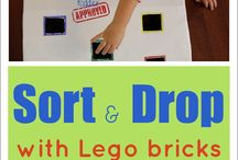 Lego Brick Work / by Roberta THompson