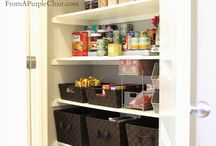 Pantry / by Jennifer Kobasic