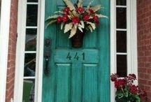 dvere vchodove