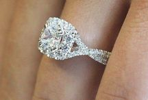 Here, there and everywhere ♡ / Engagement rings I am in live with