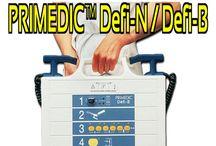 PRIMEDIC ™ Defi-N/ Defi-B | DC-SHOCK DEFIBRILLATOR - ALAT PACU JANTUNG UNTUK DI RUMAH SAKIT