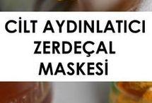 zerdecalli maskesi