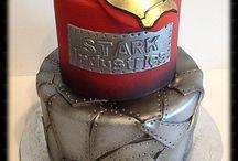 birthday cakes for the boys