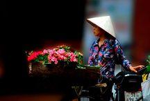 Vietnam / Está dotado de una maravillosa costa, montañas color verde esmeralda, impresionantes parques nacionales, dinámicas ciudades, un asombroso interés cultural y una de las mejores gastronomías del mundo, Vietnam lo tiene todo.