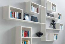 bookshelves / design