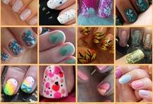 awesome nails / by KELLI SHERMAN