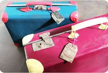 Recycler son ancienne valise / Once a DIY
