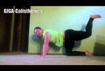 Workout Videos / by GIGA-Calisthenics